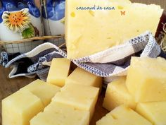 Mozzarella, Kefir, Cantaloupe, Pineapple, Dairy, Cheese, Food, Romanian Recipes, Fine Dining