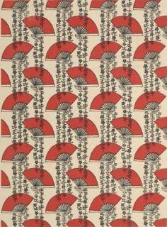 Pattern design by Henri Gillet, Nouvelles fantasies décoratives. Japanese Patterns, Japanese Prints, Textiles, Textile Patterns, Spider Art, Tie Dye Crafts, Pretty Patterns, Surface Pattern Design, Pattern Wallpaper