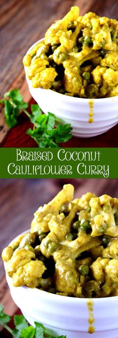 Sometimes, it's important to step outside of your culinary comfort zone and prepare a dish that you might not normally prepare; such as this Braised Coconut Cauliflower Curry! To be perfectly honest, cauliflower is a staple in our kitchen. We use it quite a bit – I've made Cashew Cauliflower, which was absolutely delicious, and …