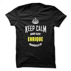 Keep Caml And Let ENRIQUE Handle It - #shirt maker #t shirt designer. CHECK PRICE => https://www.sunfrog.com/No-Category/Keep-Caml-And-Let-ENRIQUE-Handle-It.html?id=60505