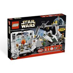 LEGO Star Wars Exclusive Limited Edition Set #7754 Home One Mon Calamari Star Cruiser LEGO http://www.amazon.com/dp/B002I44FDE/ref=cm_sw_r_pi_dp_VrRRtb15AMQKN4WD