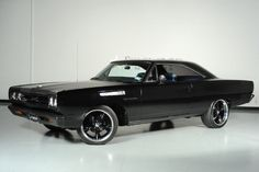 This 1969 Plymouth Satellite is SHARP!! Anyone want to buy it for me?