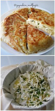 Peynirli tava böreği Turkish Recipes, Ethnic Recipes, Pasta Recipes, Cooking Recipes, Turkish Breakfast, Good Food, Yummy Food, Ramadan Recipes, Breakfast Items
