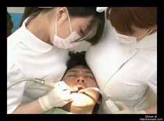 Japanese dentistry is awesome!!