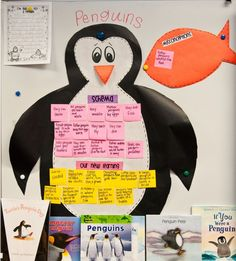 Penguins - The First Grade Parade