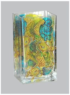 Painting on glass and ceramics. Ideas .. Discussion LiveInternet - Russian Service Online Diaries
