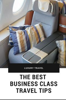 In this post, we share our top 10 business class travel tips, and offer a round up of some of our top business class flights. And, the best part, because I am not really a business traveller, I can spend my time enjoying the business class flights! #Luxury #LuxuryTravel #TravelTips