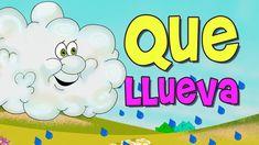 Que llueva Que llueva Canción infantil