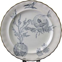 40% OFF! Manufactured by Keeling Co., a Staffordshire Pottery in England, with the mark dating its manufacture between 1887 and 1890. In the