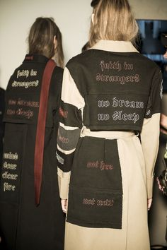 at paris fashion week there's no business like show business   read   i-D