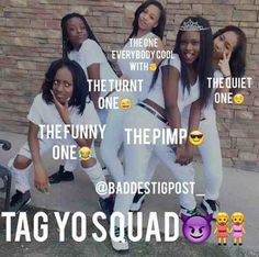 My 9th grade year❣️☺️ Was my #Amazing #Loving #Squaudship..if I could just turn back time