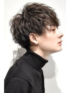 """Receive wonderful suggestions on """"mens hairstyles"""". They are actually available for you on our internet site. Tomboy Hairstyles, Messy Hairstyles, Messy Short Hair, Short Hair Cuts, Curly Hair Men, Curly Hair Styles, Japanese Men Hairstyle, Boys Fade Haircut, Love Hair"""