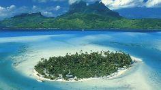 Las islas privadas más exclusivas y paradisiacas del planeta. Polinesia Francesa
