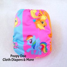 My Little Pony AI2 :: Poopy Doo Cloth Diapers & More Online Shop