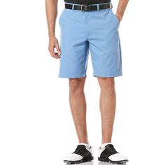 Ben Hogan Contrast Plaid Shorts