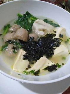 Resep Cuanki Sup Rumput Laut Oleh Rina Hadianti Resep Resep Masakan Masakan Resep
