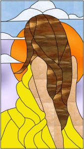Alexandre Bikady - Artisan vitrailliste - Méthodes Tiffany et traditionnelle sous plomb.  4630 Soumagne  Rue des Deux Tilleuls. 7