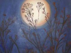 Original Artwork, Celestial, Gallery, Artist, Painting, Outdoor, La Luna, Outdoors, Painting Art