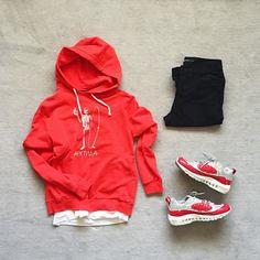WEBSTA @ masayuki_jpn - @outfitgrid / #outfitgrid #outfit #ootd #outfitoftheday #todayscode #todayskicks #todaysoutfit #streetfashion #streetstyle #streetwear #fashionblogger #wdywtd #wdywtgrid #gosharubchinskiy #gosha #h_m #handm #alexanderwang #nike #nikeairmax #airmax #airmax98 #supreme #supremenyc #airmax98supreme