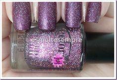 esmalte importado gift of sparkle color club #nailpolish #esmaltesempre