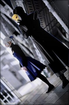 Hei and Yin from Darker Than Black