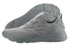 b5704e66ff4 Reebok Furylite Slip-On WW V70818 Grey Textile Foam Casual Shoes Medium D M  Men