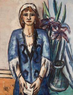 Quappi in Blue 1944