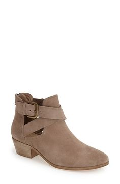 Sole Society 'Evie' Open Side Bootie (Women) available at #Nordstrom
