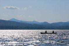 Lake Champlain Kayaking