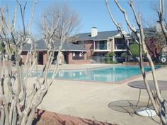 Condominium, Traditional - Oklahoma City, OK Very nice two bed condo with 2 patios in this very convenient location to downtown and Penn Square area. HOA fees include community pool, maintenance, exterior insurance, water, sewer & trash. Covered parking-one space.