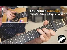 "Guitar Lesson ""Can't Help Falling in Love"" Elvis Presley, Haley Reinhardt - YouTube"