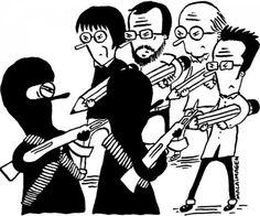 Mala Imagen - Caricaturiste Chilien