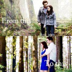 The Twilight Saga Twilight Saga Quotes, Twilight Saga Series, Twilight Edward, Twilight New Moon, Twilight Movie, Edward Cullen, Edward Bella, Bella Swan, Robert Pattinson