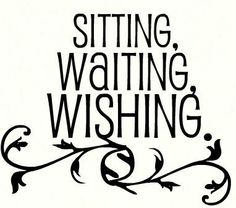 Sitting waiting wishing - jack Johnson