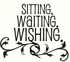 Sitting waiting wishing - jack Johnson