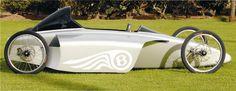 2007 BENTLEY ZER-SILVER GRAVITY RACER - Side Profile - 91094