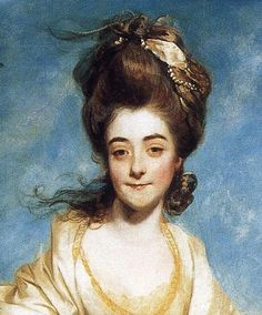 flaming angel story - 1770's - 1780's Hair Fashion