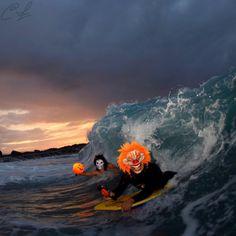 Clark Little Photography, Hawaii / Happy Halloween