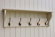 vintage coat rack with shelf - Google Search
