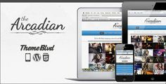 Arcadian: responsive wordpress template (Grid Style).  HTML5 and CSS table less design,  Post Formats supported (See Blog),  Responsive design for all screen resolution sizes,  Option to turn special stylesheet that targets tablets and mobile devices off or on,  Unbranded Theme Options Panel  #responsive #theme #template #wordpress #design #html5 #css