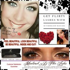 LOVE 3D Fiber Lash Mascara!  www.youniqueproducts.com/christinalynnkelly  #beauty #lashes #bestmascaraever