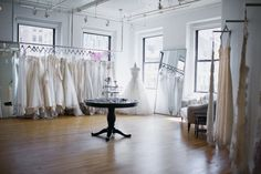 Gabriella New York Bridal Salon, Photo by Trent Bailey Photography