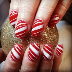 christmas by dragonfly0717 #nail #nails #nailart
