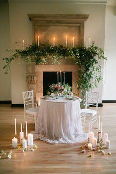 Floral Design by East West Floral Arts Rentals by Something Borrowed Concept & Photo by Meredith Bacon