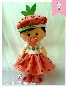 Dolls from felt Felt Crafts, Diy Crafts, Fruit Costumes, Baby Shower Crafts, Panda Art, Felt Fairy, Doll Sewing Patterns, Easter Art, Felt Toys
