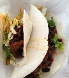 Korean BBQ Tacos, Garbo's Grill, Key West, FL