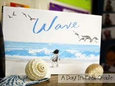 Writing about shells {and the ocean}