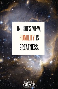 A puzzling paradox, but God uses your humility for great things!