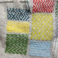 Visible mending by tomofholland. I love everything about this. by josie