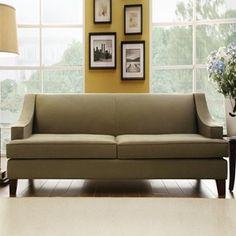 winslow taupe brown sofa $494
